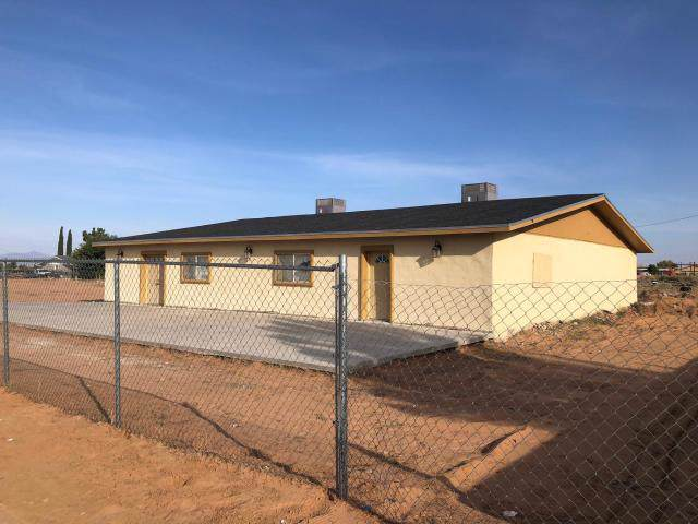 14601 Big John Drive, El Paso, TX 79938 (MLS #815424) :: The Matt Rice Group