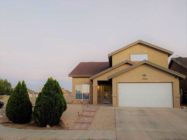 12808 Tierra Mina Drive, El Paso, TX 79938 (MLS #815885) :: The Purple House Real Estate Group