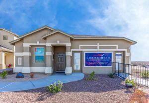 512 Sunset Valley Avenue, Socorro, TX 79927 (MLS #823056) :: The Matt Rice Group