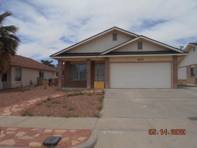 14237 Desert Fire Court, Horizon City, TX 79928 (MLS #827323) :: Preferred Closing Specialists