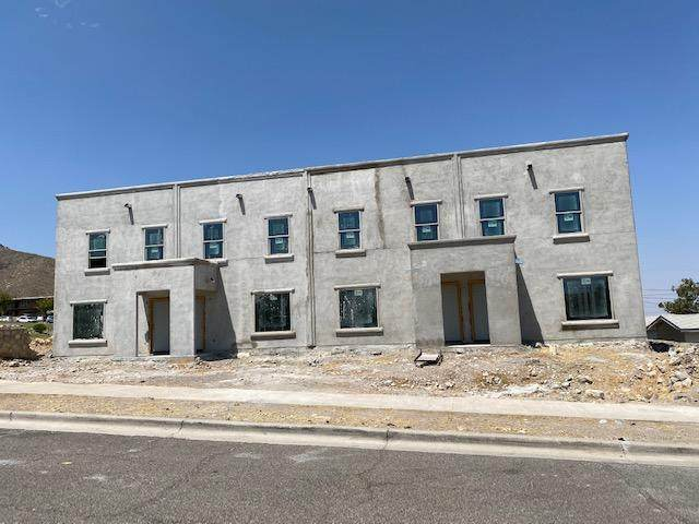 3335 Truman Avenue A-D, El Paso, TX 79930 (MLS #832824) :: Preferred Closing Specialists