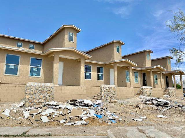 6805 Esteban Ln Lane A,B,C,D, El Paso, TX 79905 (MLS #834132) :: Summus Realty