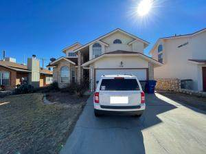 5740 Colin Powell Avenue, El Paso, TX 79934 (MLS #840291) :: The Purple House Real Estate Group