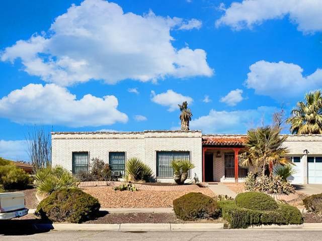 10505 Tomwood Avenue, El Paso, TX 79925 (MLS #841475) :: Preferred Closing Specialists