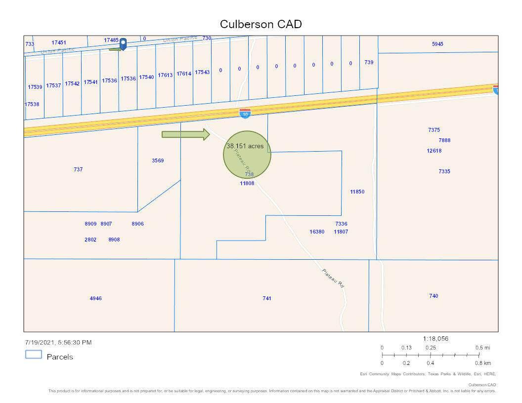 005 Culberson County - Photo 1