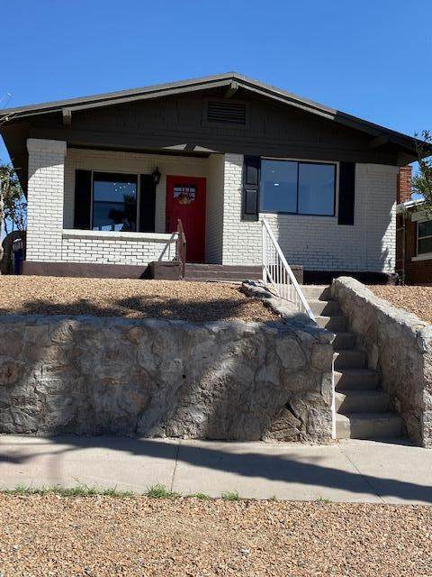 3817 Hastings Drive, El Paso, TX 79903 (MLS #853002) :: The Matt Rice Group
