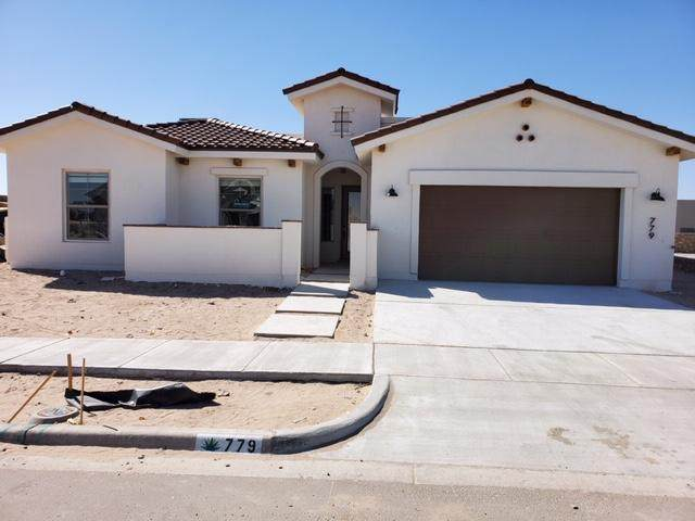 779 Medbrough Place, El Paso, TX 79928 (MLS #824445) :: Jackie Stevens Real Estate Group brokered by eXp Realty