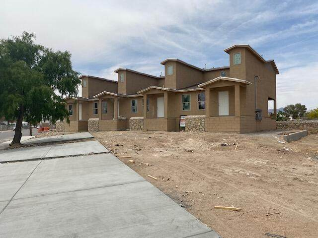 6805 Esteban Ln Lane A,B,C,D, El Paso, TX 79905 (MLS #834132) :: Jackie Stevens Real Estate Group