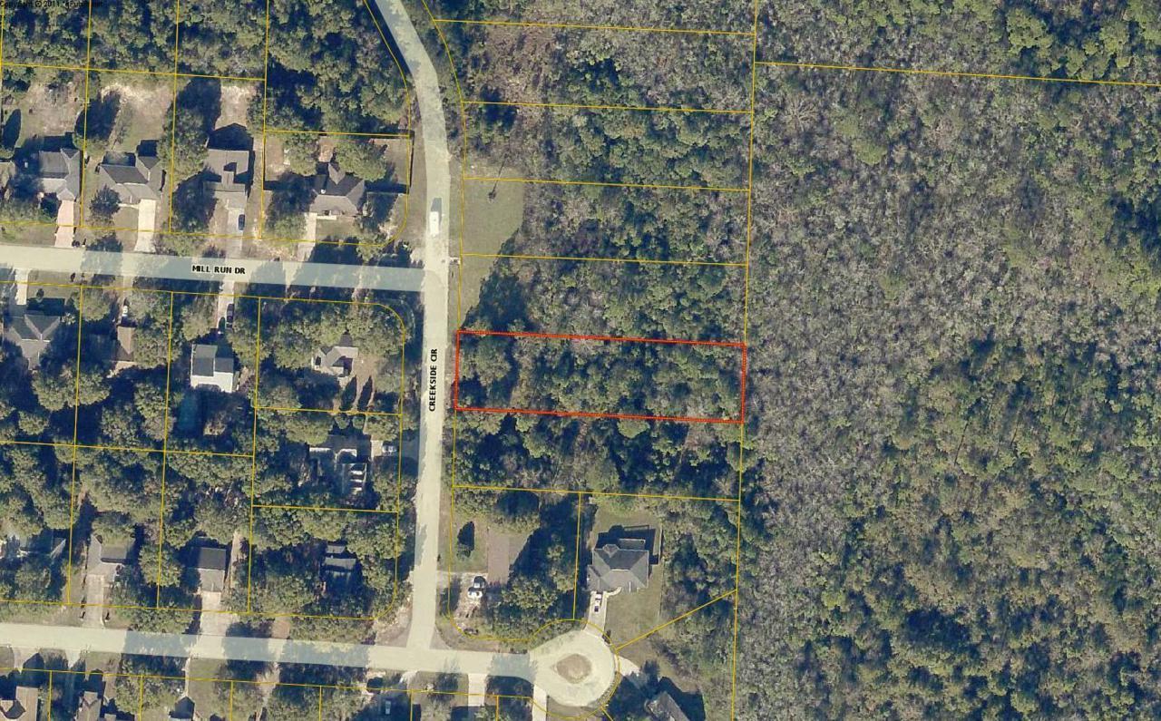 .54 Acres Creeskside Circle - Photo 1