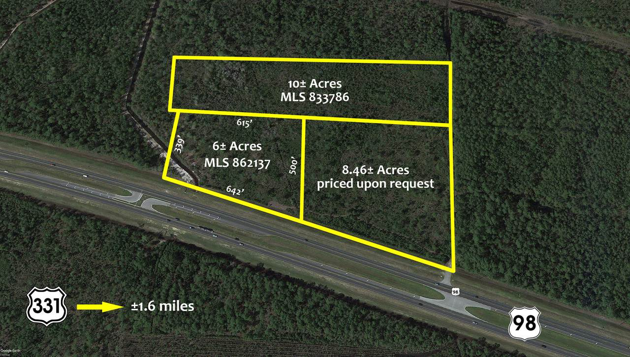 6-Acres Highway 98 - Photo 1