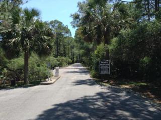 lot 8 W Village Beach Road, Miramar Beach, FL 32550 (MLS #773966) :: Somers & Company