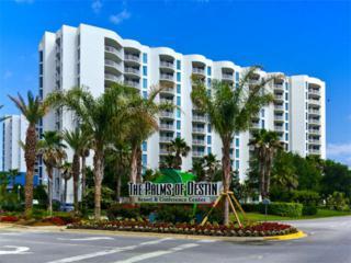 4203 Indian Bayou Trail Unit 1216, Destin, FL 32541 (MLS #776177) :: Classic Luxury Real Estate, LLC