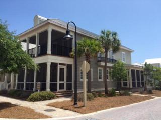40 Pleasant Street, Inlet Beach, FL 32461 (MLS #776321) :: Somers & Company