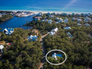 40 W Cedar Bend Road, Santa Rosa Beach, FL 32459 (MLS #764779) :: Scenic Sotheby's International Realty