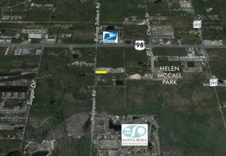 4 Acres Thompson Road, Santa Rosa Beach, FL 32459 (MLS #769886) :: Somers & Company