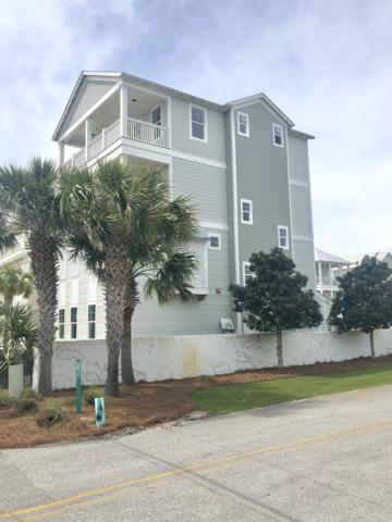 7 Mathis Cove, Inlet Beach, FL 32461 (MLS #804474) :: Classic Luxury Real Estate, LLC