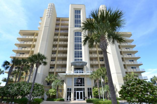 725 Gulf Shore Drive Unit 703A, Destin, FL 32541 (MLS #705149) :: Engel & Volkers 30A Chris Miller