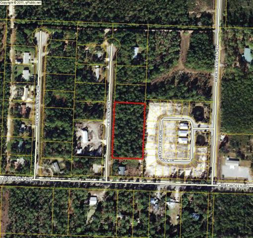 Lot 4 Cessna, Santa Rosa Beach, FL 32459 (MLS #713602) :: Luxury Properties Real Estate