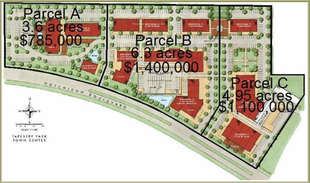 1111 Hutchison Boulevard Parcel B, Panama City Beach, FL 32407 (MLS #715036) :: Scenic Sotheby's International Realty