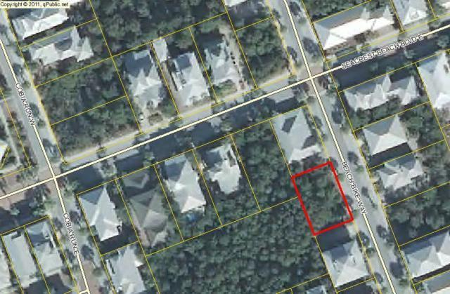 Lot 8 Beach Bike Way, Seacrest, FL 32461 (MLS #733892) :: Luxury Properties Real Estate