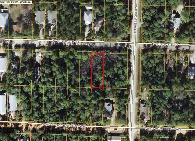 lot 18 Lot 18 Block 46, Point Washington, FL 32459 (MLS #741992) :: The Premier Property Group