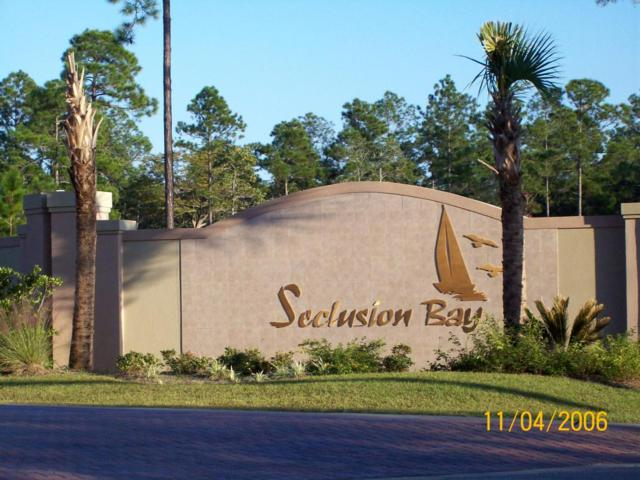 Lot 50 Seclusion Boulevard, Santa Rosa Beach, FL 32459 (MLS #748511) :: Scenic Sotheby's International Realty