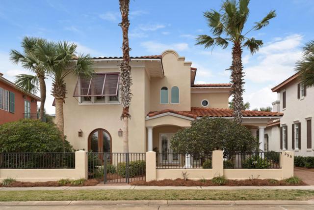 296 Rue Caribe, Miramar Beach, FL 32550 (MLS #748805) :: Counts Real Estate Group