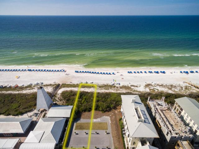 Lot 4 E County Highway 30A, Santa Rosa Beach, FL 32459 (MLS #749599) :: The Premier Property Group