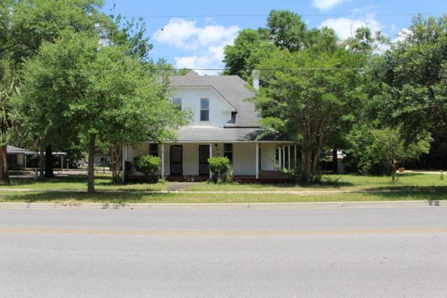 73 E Live Oak Avenue, Defuniak Springs, FL 32435 (MLS #754193) :: Coast Properties