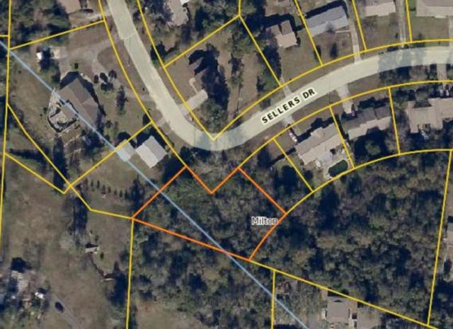 Lot South Sellers Drive, Milton, FL 32570 (MLS #756048) :: ResortQuest Real Estate