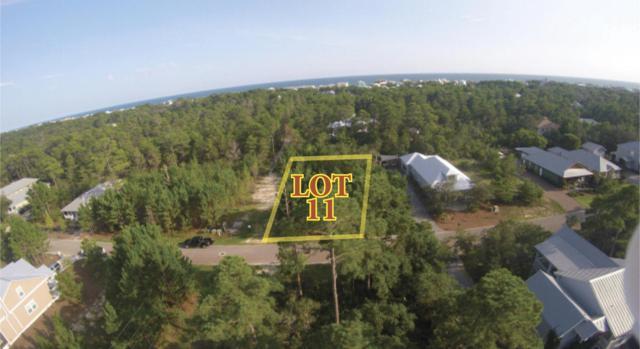 11 Spotted Dolphin, Santa Rosa Beach, FL 32459 (MLS #757117) :: ResortQuest Real Estate