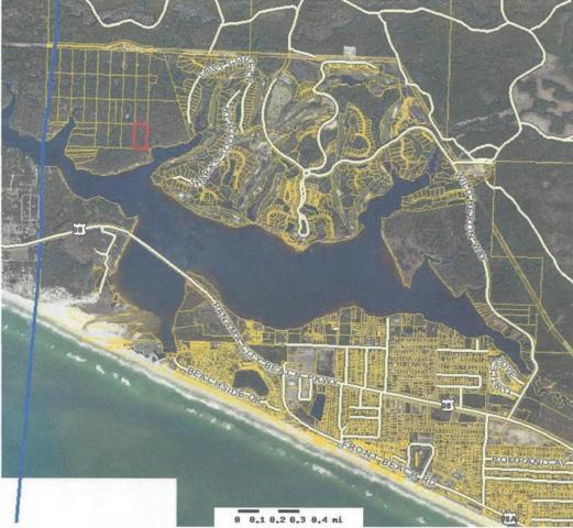 5 Acres No Name Road, Panama City Beach, FL 32413 (MLS #763814) :: Keller Williams Realty Emerald Coast