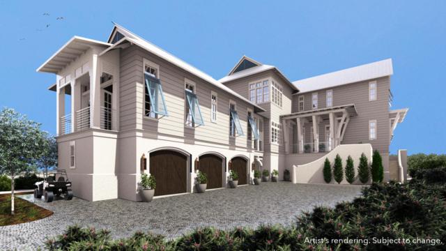 14 Camp Creek Point Drive, Santa Rosa Beach, FL 32459 (MLS #768943) :: The Beach Group