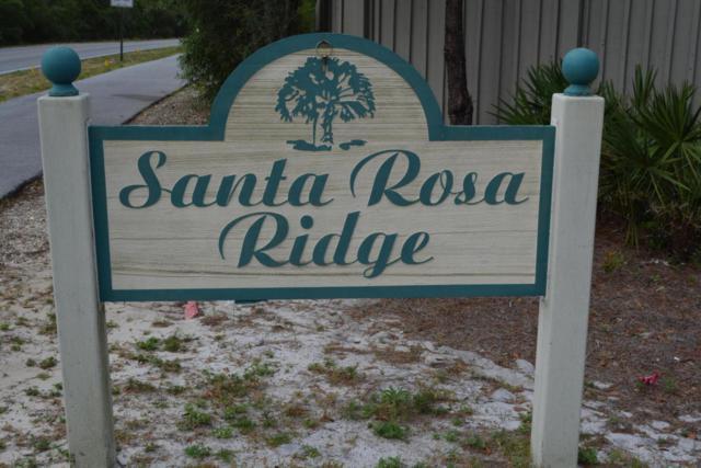 Lot13 BLKA Ridge Road, Santa Rosa Beach, FL 32459 (MLS #770159) :: ResortQuest Real Estate