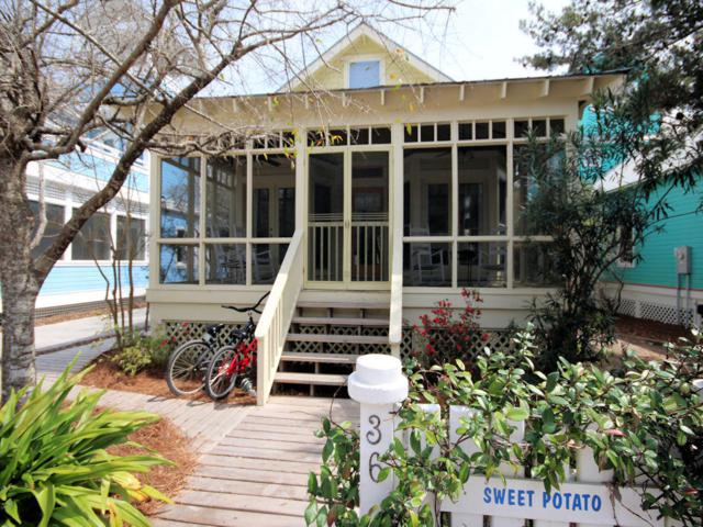36 E Ruskin Street, Santa Rosa Beach, FL 32459 (MLS #770223) :: Scenic Sotheby's International Realty