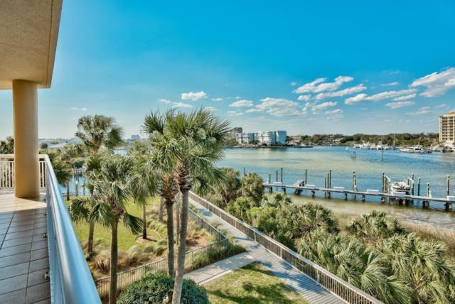 725 Gulf Shore Drive Unit 201A, Destin, FL 32541 (MLS #772287) :: Classic Luxury Real Estate, LLC