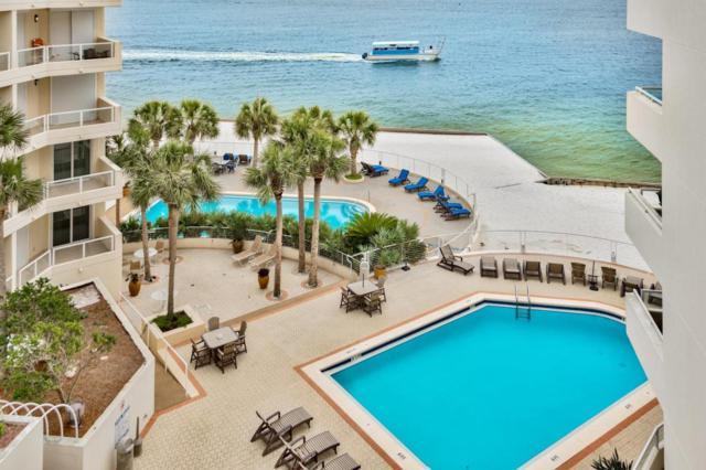 100 Gulf Shore Drive #502, Destin, FL 32541 (MLS #772332) :: Keller Williams Emerald Coast