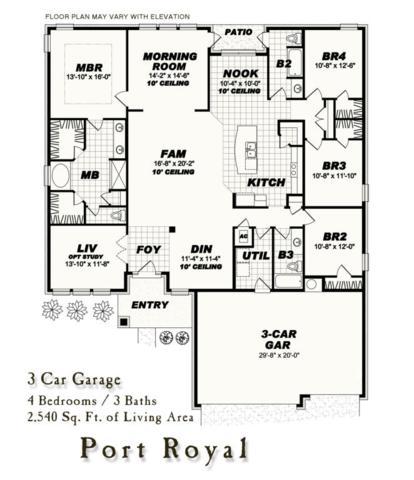 6123 Walk Along Way, Crestview, FL 32536 (MLS #772971) :: Classic Luxury Real Estate, LLC