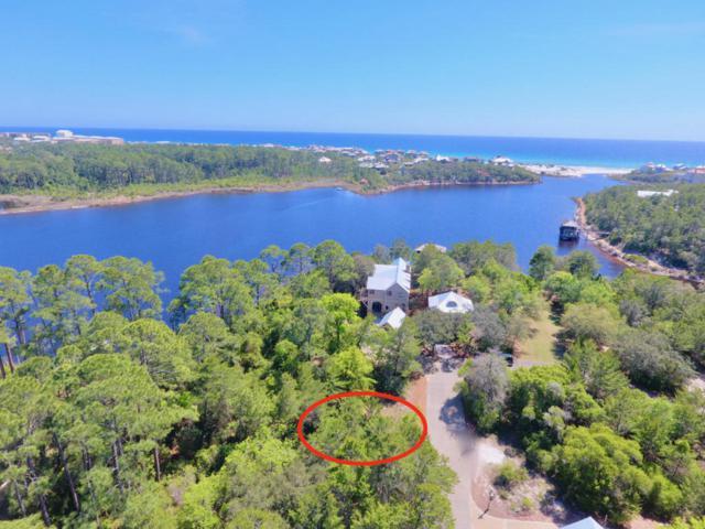 Lot 8/15 S Branch Road, Santa Rosa Beach, FL 32459 (MLS #773211) :: Scenic Sotheby's International Realty