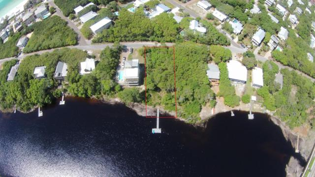 LOT 10 Blue Lake Road, Santa Rosa Beach, FL 32459 (MLS #775126) :: RE/MAX By The Sea