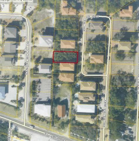Lot 8 Palmeira Way, Santa Rosa Beach, FL 32459 (MLS #775901) :: Luxury Properties on 30A