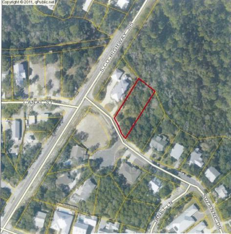 lot 21 Suzanne, Santa Rosa Beach, FL 32459 (MLS #776106) :: Coast Properties