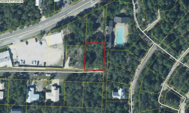 Lot 8 Vickie Street, Santa Rosa Beach, FL 32459 (MLS #776296) :: Coast Properties