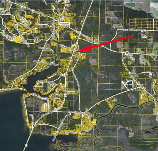 XX U.S. Highway 331, Freeport, FL 32439 (MLS #776492) :: Luxury Properties Real Estate