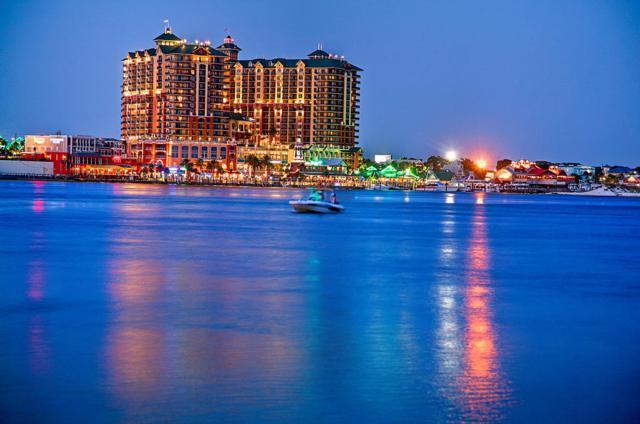 10 Harbor Boulevard W326, Destin, FL 32541 (MLS #777543) :: Berkshire Hathaway HomeServices Beach Properties of Florida