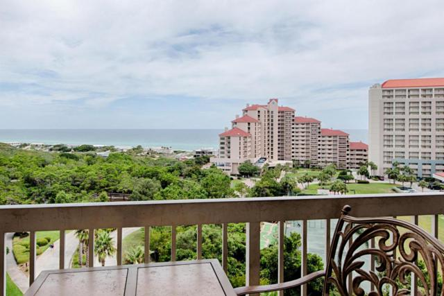 515 Topsl Beach Boulevard #811, Miramar Beach, FL 32550 (MLS #777898) :: ResortQuest Real Estate