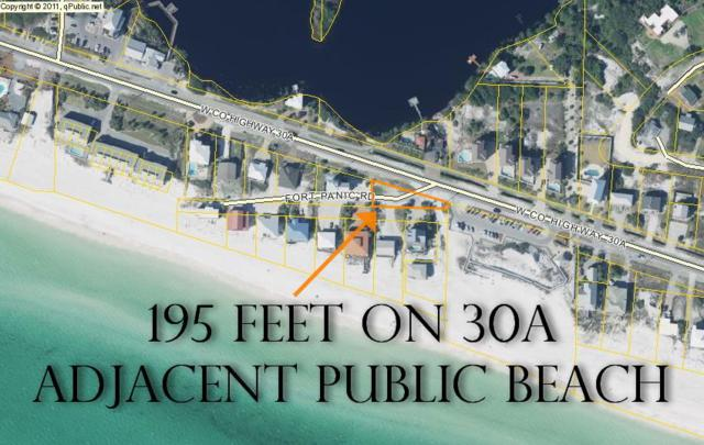 X HWY 30A Front (Portion Govt Lot 35), Santa Rosa Beach, FL 32459 (MLS #777951) :: Scenic Sotheby's International Realty