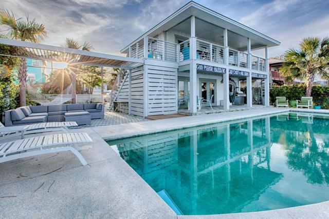 349 S Gulf Drive, Santa Rosa Beach, FL 32459 (MLS #778008) :: Scenic Sotheby's International Realty