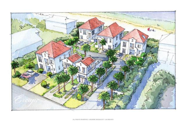 Lots 1 - 5 Pompano Street, Inlet Beach, FL 32461 (MLS #778044) :: RE/MAX By The Sea