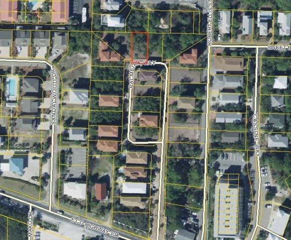 Lot 14 Palmeira Way, Santa Rosa Beach, FL 32459 (MLS #778093) :: Scenic Sotheby's International Realty